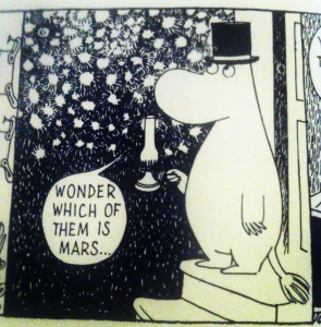 ...or the rival of Mars...